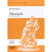 G.F. Handel: Messiah (Watkins Shaw) - Paperback Edition Vocal Score So