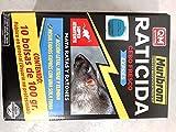 TODOPETS Muribrom Raticida Cebo Fresco 1 Kg Azul