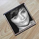 Seasons HELENA CHRISTENSEN - Original Art Coaster #js004