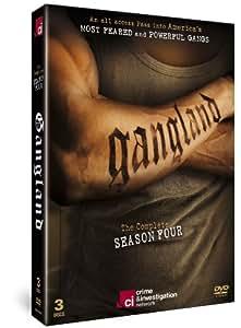 Gangland -  Season 4 [DVD]