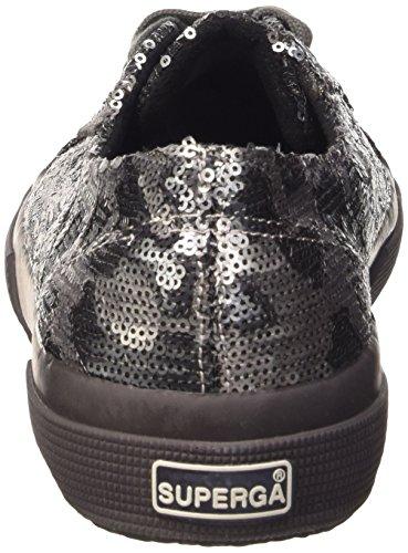 Superga 2750-Paicamow, Chaussures de Gymnastique Femme Gris (903 Silver-Grey)