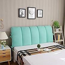 Rart Cojín desenfundable sofá Cama,Cojín de cuña Triangular Relleno Almohadilla Lumbar sede Lavable Humedad