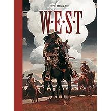 West, Tome 3 et 4 : El Santero ; Le 46e état : Edition noir et blanc