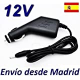 Cargador Coche Mechero 12V Reemplazo Tablet Airis OnePad 970 TAB97C Recambio Replacement
