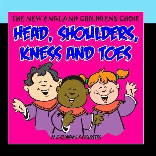 Preisvergleich Produktbild Head, Shoulders, Knees & Toes by The New England Children's Choir