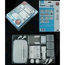 SATKIT Pack acesorios 16 en 1 Travel Kit Nintendo DSi