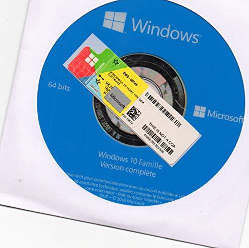 Windows 10 Famille