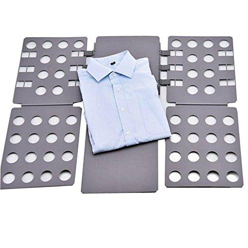 Ropa Plegable Tabla, camisas ayuda doblar Camiseta