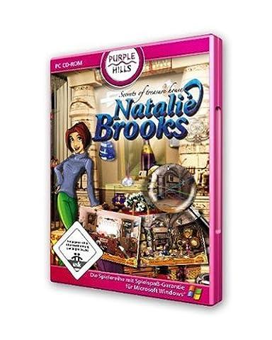 Natalie Brooks, Secrets of Treasure House, CD-ROM Für Windows 98, 2000, XP, Vista [import allemand]