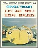chance vought v 173 xf5u 1 naval fighters by art schoeni 1992 07 01