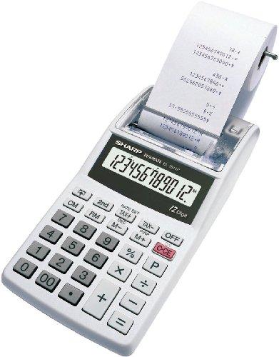 sharp-el-1611-pgya-calcolatrice-miniscrivente-grigio-chiaro