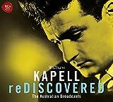 Songtexte von William Kapell - reDiscovered