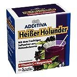 ADDITIVA Heißer Holunder Pulver 100 g Pulver