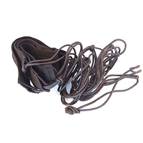 OULII 250cm renforcé élargie hamac Camping liaison forte corde d'amarrage pour l'équipement de sauvetage sportif