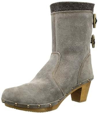 Sanita Womens Gosia Boots 450100/99 Stone 3 UK, 36 EU