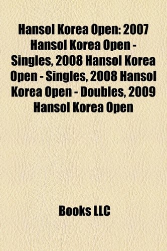 hansol-korea-open