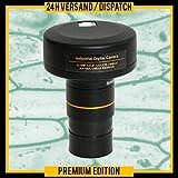 Digitale Mikroskopkamera Mikroskop Kamera USB-Kamera  Linux Android LapView Apple/IOS OSX MC Okular Labor Praxis Blutttest MC5-FBA