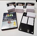 Dr. Inkjet PVC Kartendrucker Starterpaket - Machen Sie Ihren IP7250 zu einem PVC Kartendrucker für Mitarbeiterausweise im Scheckkartenformat