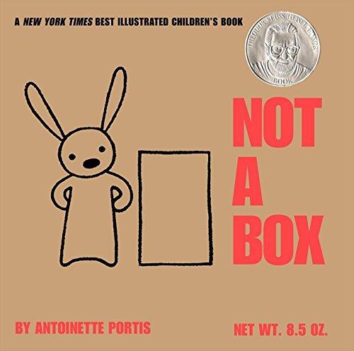 Not a Box Board Book par Antoinette Portis