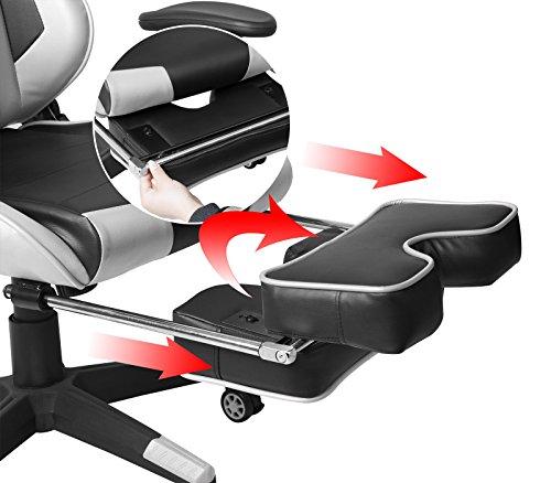 WOLTU® Bürostuhl Chefsessel Racing Bild 6*