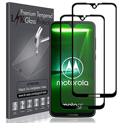 378a32feb17 L K 2-Unidades Protector de Pantalla para Motorola Moto G7 / Motorola Moto  G7 Plus