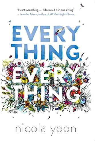 Buchseite und Rezensionen zu 'Everything, Everything' von Nicola Yoon