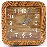 Sharon Timepiece Mini Alarm Clock. Travel Alarm Clock Battery Operated. Best for Kids
