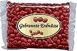 100gr Gebrannte Erdnüsse Dragiert 'Der Klassiker aus dem Automat' Erdnusskern