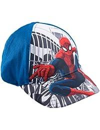 Spiderman Jungen Cap - blau