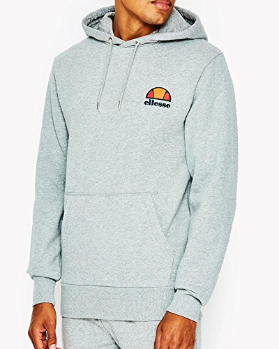 ellesse Toce, Sweatshirt, für Herren L Grau (ath Grey)