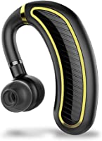Xmate Edge Bluetooth Headset, Mono Headphone with 25 Hours Talk Time, Bluetooth 5.0 Earphone, IPX5 Waterproof, Wireless...