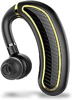 Xmate Edge Bluetooth Headset, Mono Headphone with 25 Hours Talk Time, Bluetooth 5.0 Earphone, IPX5 Waterproof, Wireless...