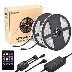 LED Stripes RGB Streifen 10...
