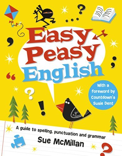 Easy Peasy English by Sue McMillan (2014-08-07)