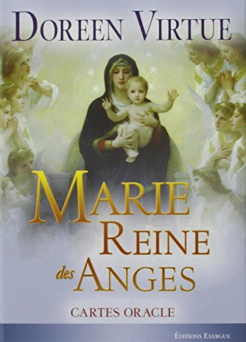 Marie Reine des Anges : Cartes Oracle par Doreen Virtue
