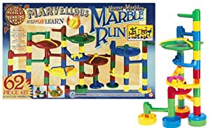 Marble Run - 62 Piece Set
