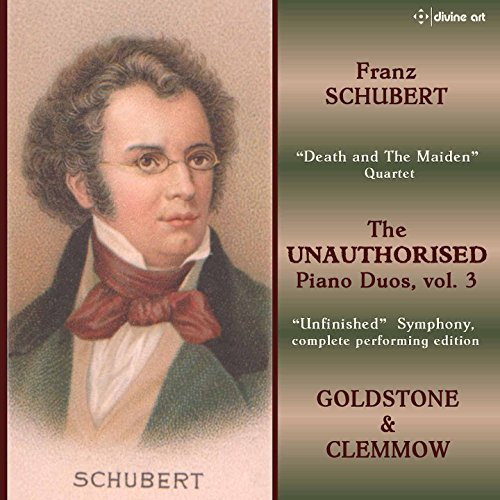 Schubert: The Unauthorised Piano Duos, Vol. 3