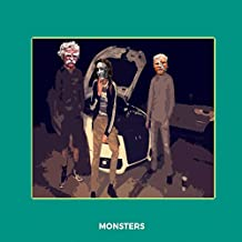 Monsters (feat. Coastal Baleb)