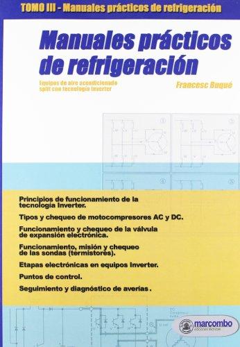 Manuales Prácticos Refrigeración III: