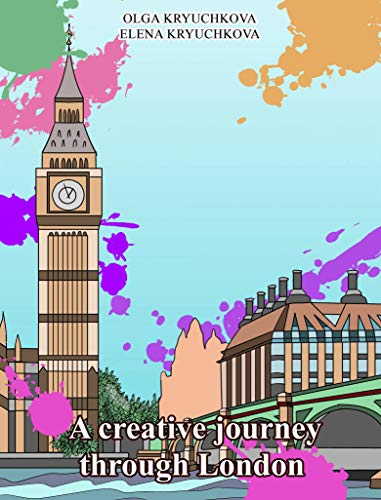 A Creative Journey through London (English Edition) (St Symbol Elizabeth)
