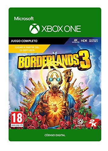 Borderlands 3 - Edición Estándar (Pre-Purchase), Xbox One - Código de...