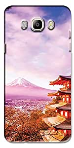 DigiPrints High Quality Printed Designer Soft Silicon Case Cover For Samsung Galaxy On8