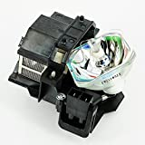 ELPLP42 V13H010L42 Lamp for Epson EMP-83 EMP-822 EMP-280 EMP-X68 EB-410W EB-410WE Projector Lamp Bulb with housing