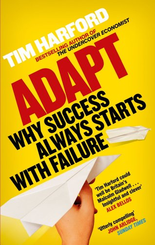 adapt why success always starts with failure free pdf download