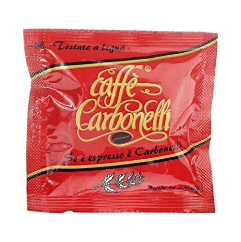 150Kaffeepads ESE Caffè Carbonelli Mischung Starke