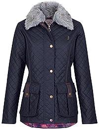 Jack Murphy Womens/Ladies Charlize Waxed Showerproof Country Jacket