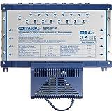 Spaun SMS 17807 NF 16 SAT-ZF Kompakt-Multischalter für acht Teilnehmer