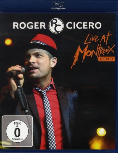 Roger Cicero - Live at Montreux 2010 [Blu-ray]