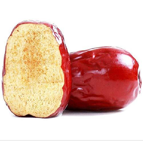 JQ Natürlich Chinesisch Getrocknete Datteln Big Jujube Grau Datteln Organic Healthy Food 500g Als Snack Als Backen Oder Tee Machen