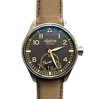 Alpina Schweizer Uhr Startimer Pilot AL-280BGR4S6